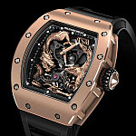 Richard Mille: RM 57-01 Richard Mille Tourbillon Phoenix & Dragon - Jackie Chan