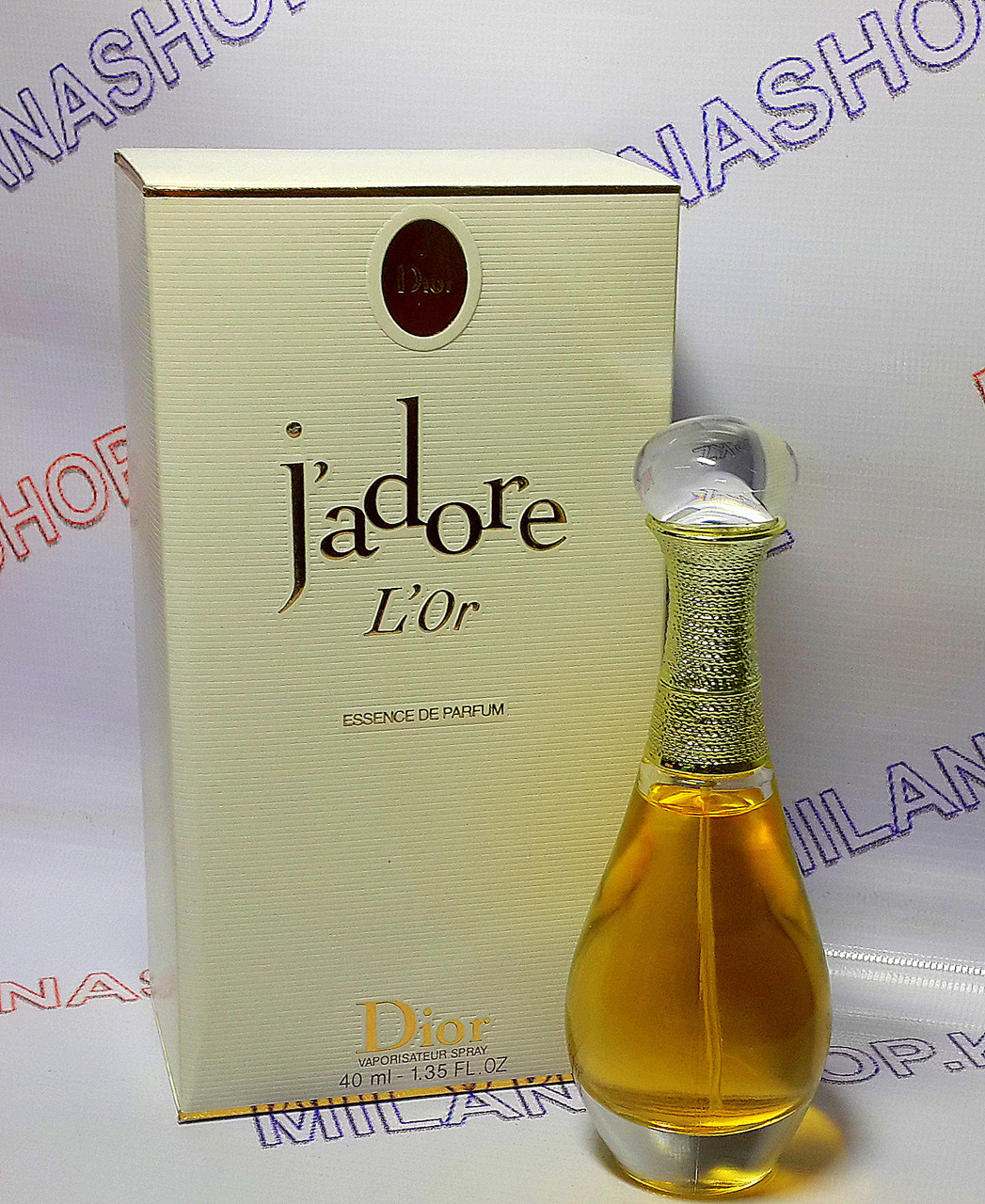 J'adore L'or essence Christian Dior ( 40 мг )