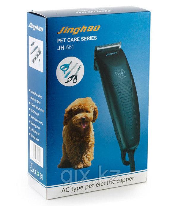 Машинка для стрижки собак Jinghao JH-661