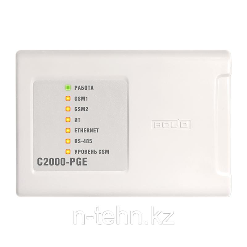 С2000-PGE Устройство оконечное обьектовое предназначено для передачи событий с приборов системы Ори