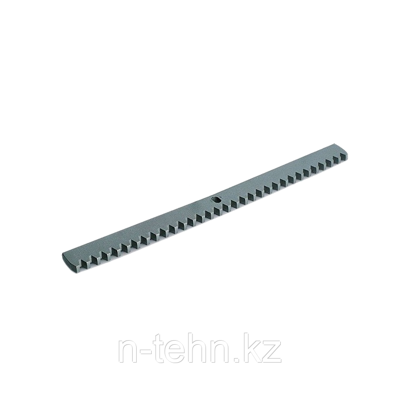Рейка зубчатая на болтах (30*8мм) для BX-A, BX-B, BX 241, BK 1200, BK 1800, /1метр/ (арт. 009 CGZS)
