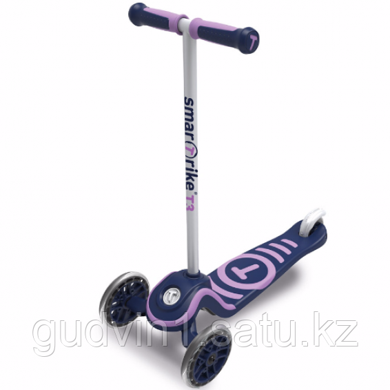 Самокат Smart Trike T-Scooter T3 Purple