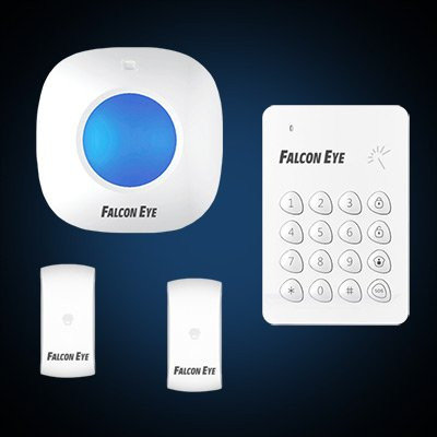 Cигнализация Falcon Eye FE-Security Plus  2, фото 2