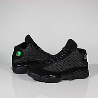 Кроссовки Air Jordan 13 ( XIII) Retro Black Cat