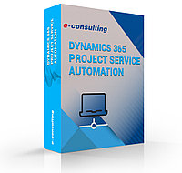 CRM DYNAMICS 365 PROJECT SERVICE AUTOMATION
