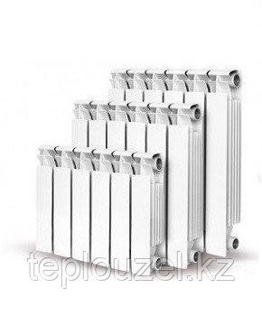 Алюминевые радиаторы ENZA (Китай) 500/80 гарантия 10 лет