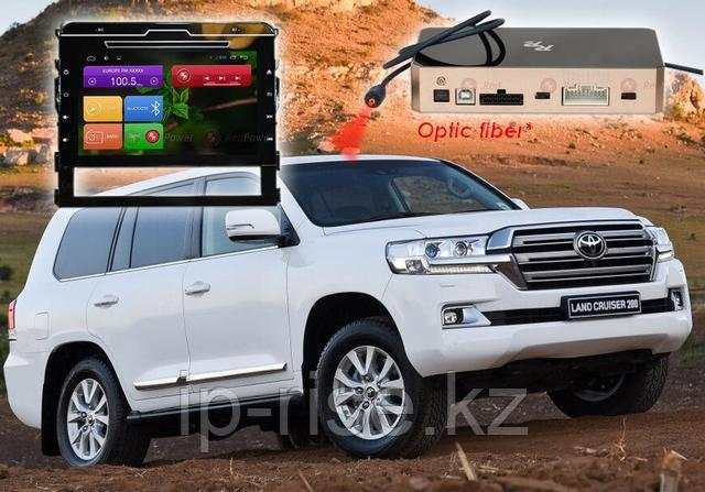 Автомагнитола TOYOTA Land Cruiser 200 с 2014 г.