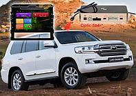 Автомагнитола TOYOTA Land Cruiser 200 с 2014 г., фото 1