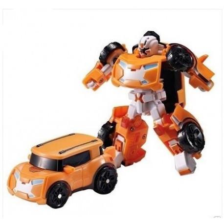 Трансформер Mini Tobot X