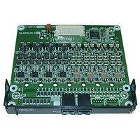 Panasonic KX-NS5173 X, 8-портовая плата аналоговых внутренних линий MCSLC8