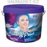 Эмульсия моющаяся Alina Paint Arctic 15 кг