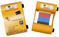 Красящая лента YMCKO, 200 отпечатков для ZXP31 риббон 800033-840