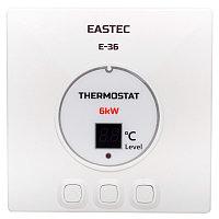 Терморегулятор EASTEC E-36 белый (6 кВт)