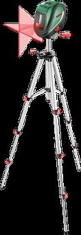 Линейный лазерный нивелир Bosch UniversalLevel 2 Set (0603663801)