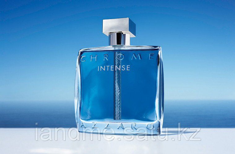 Azzaro Chrome Intense edt men 100