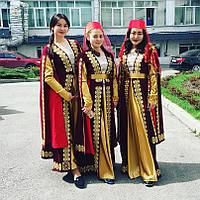 Грузинские костюмы на Прокат в Алматы Томирис ВАЛИХАНОВА 83.