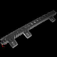 SP - пластиковая зубчатая рейка для откатных ворот - 1м.