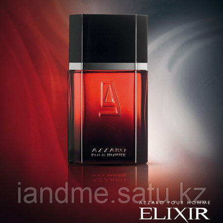 Azzaro Elixir men edt 50