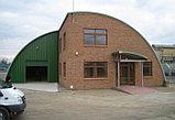 Строительство бескаркасных зданий из оцинкованной стали., фото 2