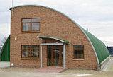Строительство бескаркасных зданий из оцинкованной стали., фото 3