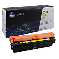 Картридж HP CE342A, 651A (yellow) ORIGINAL для LaserJet 700 Color MFP 775 (up to 16.000 pages)