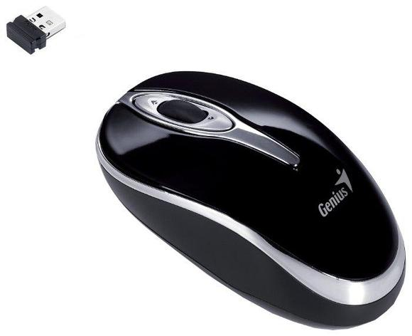 Мышь GENIUS Wireless Traveler 900, USB, Optical, 2.4Ghz, фото 2