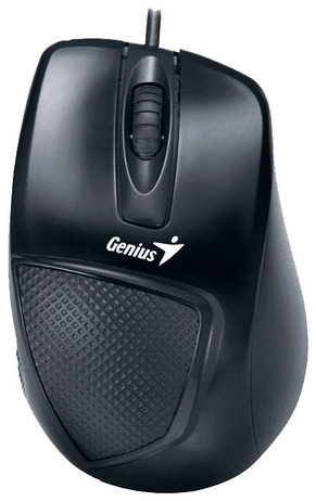 Мышь GENIUS DX-150, 1200dpi USB, Black, фото 2