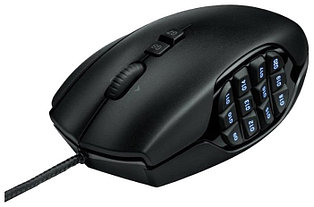 Мышь Logitech 910-002865 G600 Mouse, 200-8200dpi, USB, Black