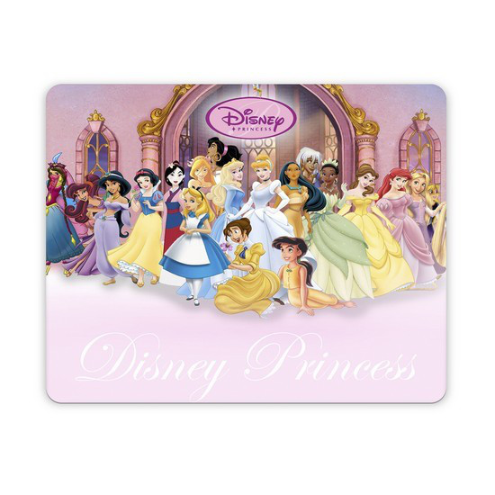 Коврик X-Game Disney Princess (Принцессы) V1.P, 210*260*3 мм., Пол.пакет