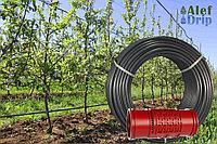 Трубка садовая капельное орошение AD SUPER LINE  d16 PN 3,5 бар тс 1,15мм/45 мил, 2л/ч  шаг 80см, бухта 400м