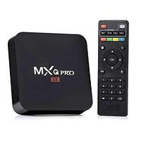 Android smart tv box MXQ 4K PRO