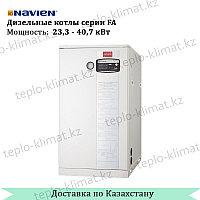 Котел дизельный Navien KDB – 250 FA