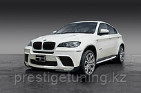 Обвес Performance style на BMW X6