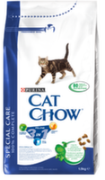 CAT CHOW Special Care 3 in 1 с формулой тройного действия (15кг), фото 1