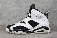 Nike Air Jordan 6 черно-белые (размер 45 в наличии), фото 2