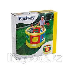 Детский надувной батут круглый 152х107 см, Bestway 52056, фото 3