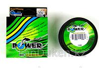 Леска шнур рыболовная 100 м POWER WEI-D 07 0,14 мм