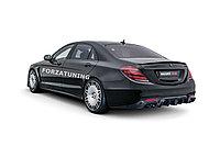 Карбон Обвес BRABUS для Mercedes-Benz S63 W222 (Дубликат)
