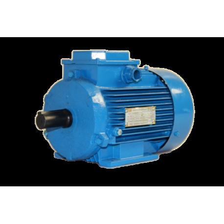 Электродвигатель АИР160S4 15 квт 1500 об мин трехфазный
