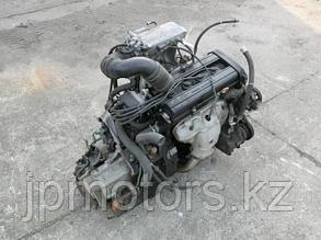 Двигатель B20B на Honda CRV