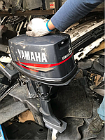 Лодочный мотор Yamaha 5 л.с., фото 1