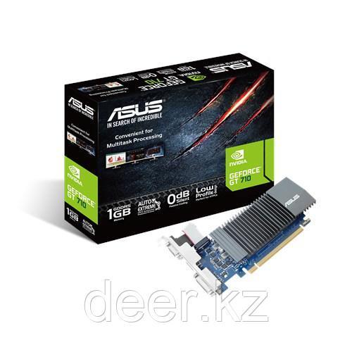 Видеокарта Asus GT710-SL-1GD5-BRK GeForce GT 710 90YV0AL2-M0NA00