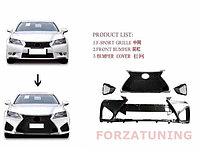 Передний бампер для Lexus GS 2012+