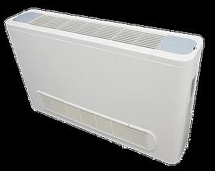 Напольно-потолочные фанкойлы MDV: MDKH4-500 (4.85/10.28 кВт) пульт в комплекте, фото 2