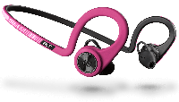 Блютуз гарнитура Plantronics BACKBEAT FIT (фуксия)