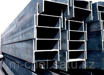 Балка двутавровая 14Б1 20к СТО АСЧМ гост 12м стальная