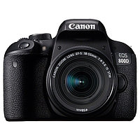 Canon EOS Redell T7i (800D) kit 18-55mm f/4-5.6 IS STM
