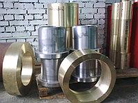 Бронзовые втулки 340 мм брх центробежное литье ГОСТ