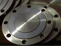 Заглушка фланцевая Ду100 Ру 16 25 32 и др. стальная ГОСТ