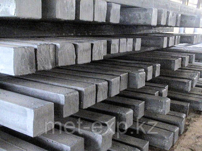 Квадрат стальной 1200 х 1200 мм 18Х2Н4ВА ГОСТ 535-102 РЕЗКА в размер ДОСТАВКА